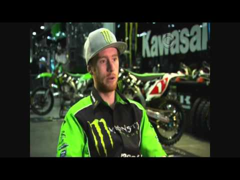 Supercross LIVE! 2012 - Ryan Villopoto is Feeling Comfortable