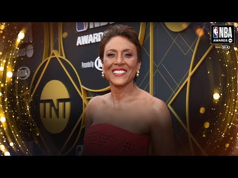 Robin Roberts Receives the Sager Strong Award | 2019 NBA Awards