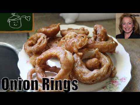 How to Make Crispy, Crunch Beer Battered Onion Rings - and Yes, They are that Good... - UCepEZnxS4kvQ4rZsvUnzjdA