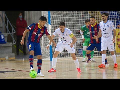 Barça - BeSoccer CD UMA Antequera Jornada 33 Temp 2020-21