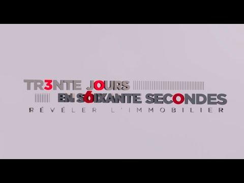 MMOBILIER de BUREAUX : « 30 Jours en 60 Secondes » @Neuilly-sur-Seine – Janvier 2021
