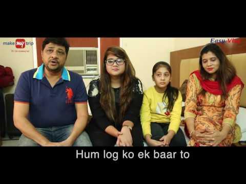 Customer First Stories - Visa experience shared by Kamran Khan