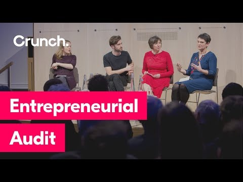 In Short: The Entrepreneurial Audit launch event @ The RSA