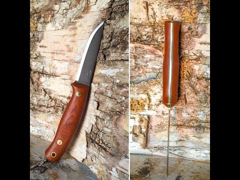 NativeSurvival Knife (GEN2) Preorder is LIVE - While supplies last