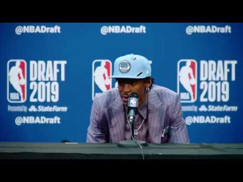 Ja Morant Press Conference | 2019 NBA Draft
