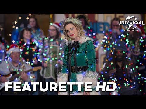 """LAST CHRISTMAS - """"Emilia Clarke cantando"""""""