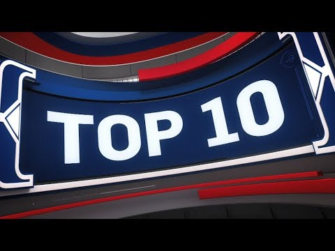 NBA Top 10 Plays of the Night | February 10, 2019
