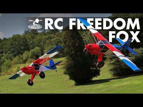 RC Freedom Fox 🦊 STOL Drag Race! 🏁 - UC9zTuyWffK9ckEz1216noAw