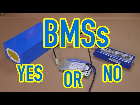 Do you NEED a BMS for DIY Li-ion Batteries?
