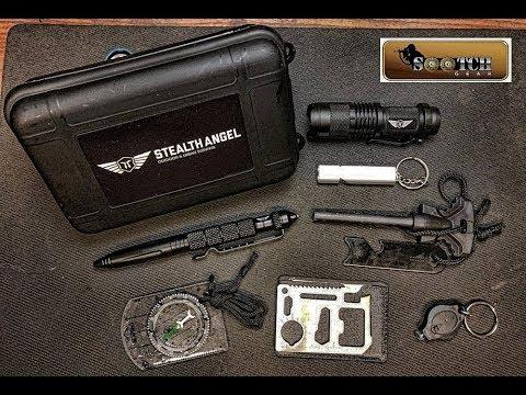 Stealth Angel Survival Kit Test : Budget or Bust