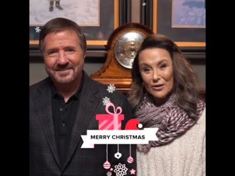 Merry Christmas from Pastors Mac and Lynne Hammond