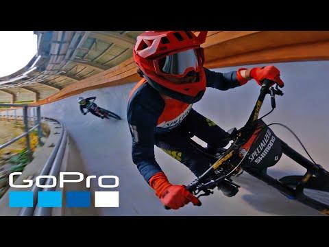 GoPro Awards: MTB on Olympic Bobsled Track