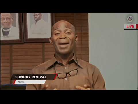 Live Streaming of Sunday Revival   26th April 2020