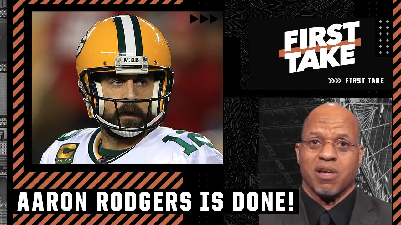 Aaron Rodgers is DONE with the Packers! – Freddie Coleman | First Take