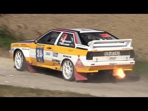 Rally Legend 2017 San Marino – Shakedown Action  Sounds!