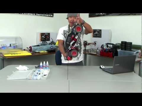 """Concept ONE Short Course Truck """"How To"""" with Pete in HD! - UCUrw_KqIT1ZYAeRXFQLDDyQ"""