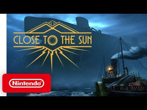 Close to the Sun - Announcement Trailer - Nintendo Switch