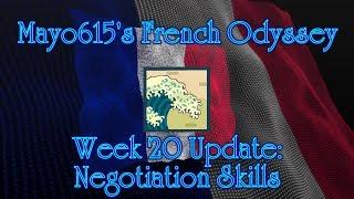 Mayo615's French Odyssey Week 20 Report