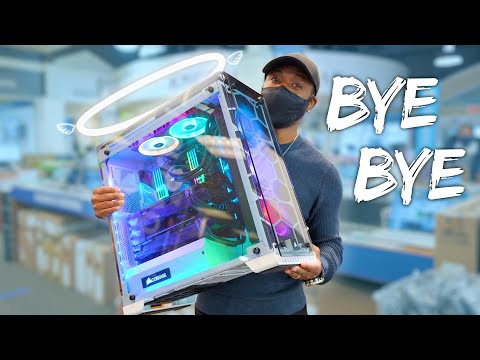 So I Sent My PC to Tech HEAVEN...