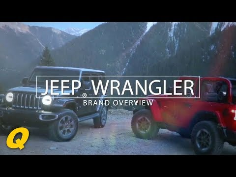 All new 2018 Jeep Wrangler Brand Overview