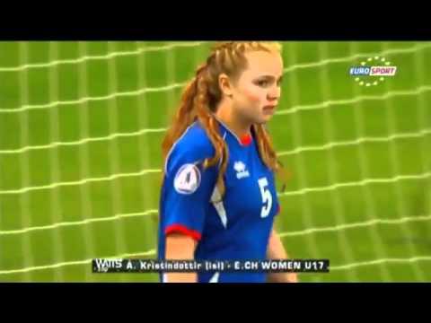 The worst female Goalkeeper ever