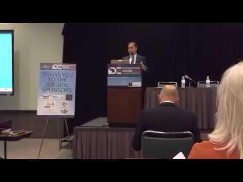 AeroVironment's Keynote Speech at the International Drone Expo