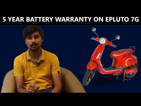 Pure EV 5 Year Warranty, Ather 450x Price Drop - EV News