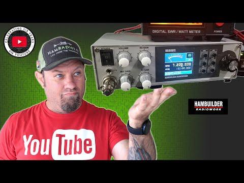 HamBuilder HBR4HFS 4-Band HF Ham Radio Test and Review