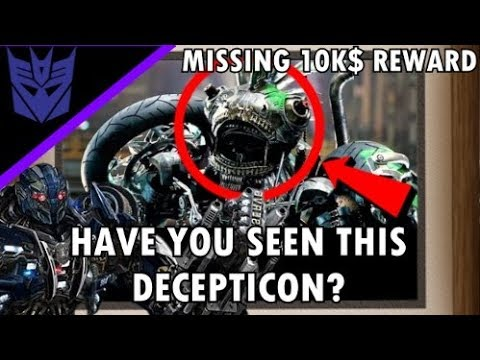 How Did Mohawk Survived Without A Body Or A Spark?(EXPLAINED) - Transformers The Last Knight