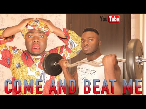 AFRICAN HOME: COME AND BEAT ME!