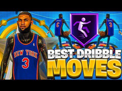 I HIT SS3 WITH THE  BEST DRIBBLE MOVES  IN NBA2K21 CURRENT GEN! THESE SIGS TURN YOU INTO A DEMIGOD!