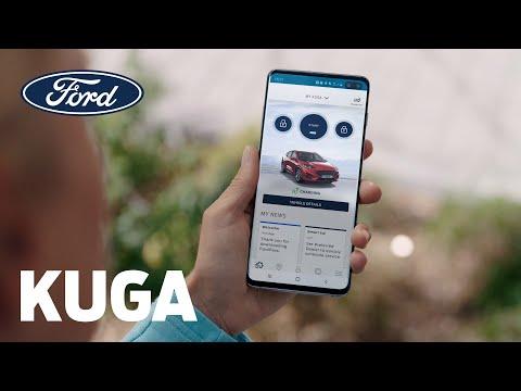FordPass a Kuga   Kuga Plug-in Hybrid   Ford Česká republika