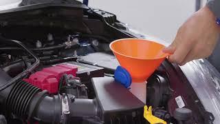 Come controllare e rabboccare il liquido lavavetri | Ford Italia