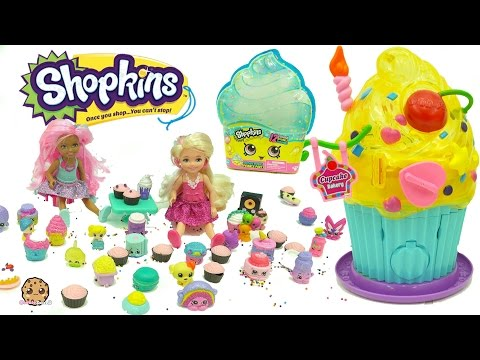 Barbie Kids Go To Shopkins Limited Edition Cupcake Queen Exclusive Sprinkle Party - UCelMeixAOTs2OQAAi9wU8-g