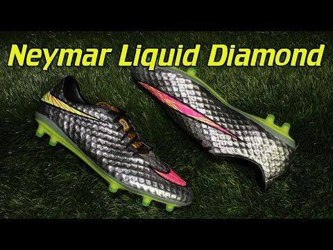 Neymar Nike Hypervenom Phantom Liquid Diamond - Review + On Feet - UCUU3lMXc6iDrQw4eZen8COQ