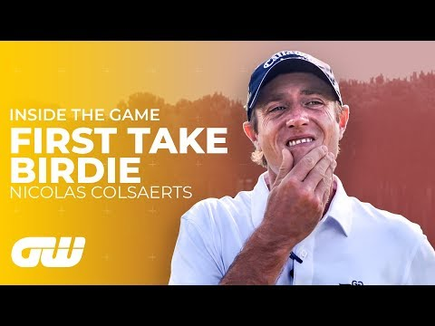 Colsaerts Gets a HARD Question! | The First Take Birdie Challenge | Golfing World