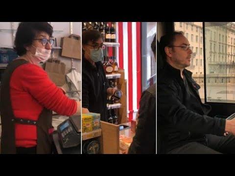 'We feel useful': Meet the frontline workers keeping Lyon going during lockdown photo