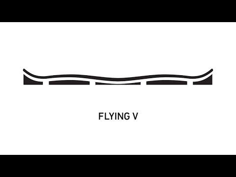 Burton Board Bends: Flying V?