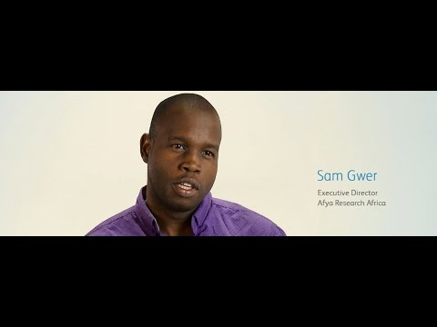 Meet Global Health Innovation Grantee Sam Gwer, Afya Research Africa