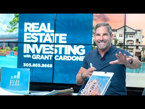 Real Estate Investing with Grant Cardone LIVE 12PM EST photo