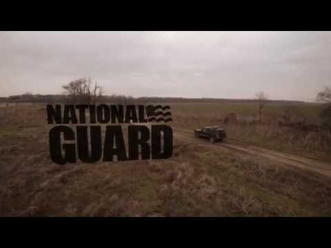 National Guard l Combat Driving School