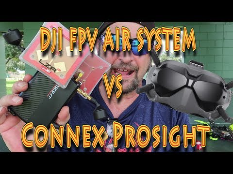 Is DJI Digital FPV System better than Connex Prosight HD vision kit? (09.02.2019) - UC18kdQSMwpr81ZYR-QRNiDg