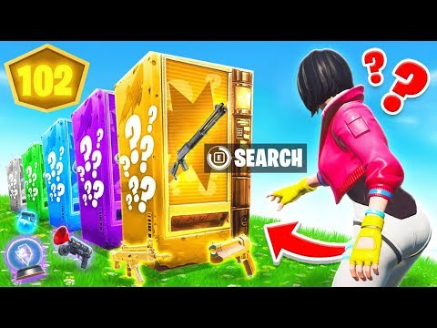 Vending MACHINE ONLY World Cup QUALIFIERS *NEW* Game Mode in Fortnite Battle Royale - UCke6I9N4KfC968-yRcd5YRg