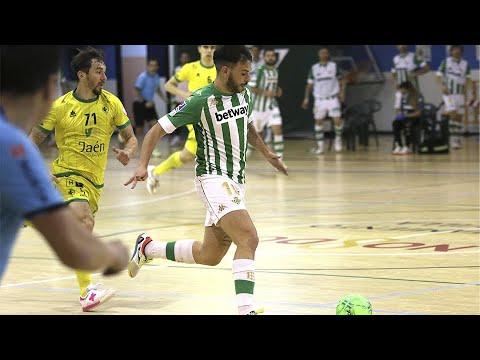 Real Betis Futsal - Jaén FS Jornada 27 Temp 20-21