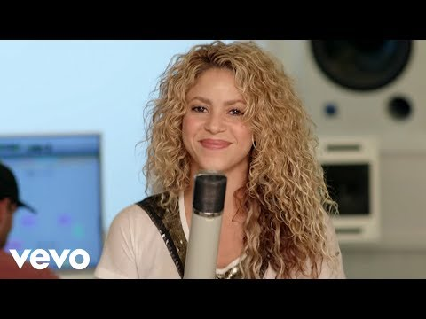 Shakira - Try Everything (Official Video) - UCGnjeahCJW1AF34HBmQTJ-Q
