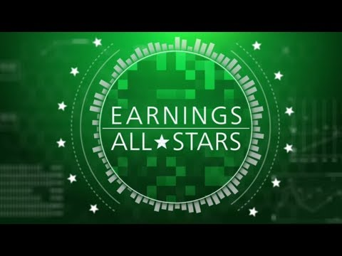 Earnings All Stars with the Best Charts