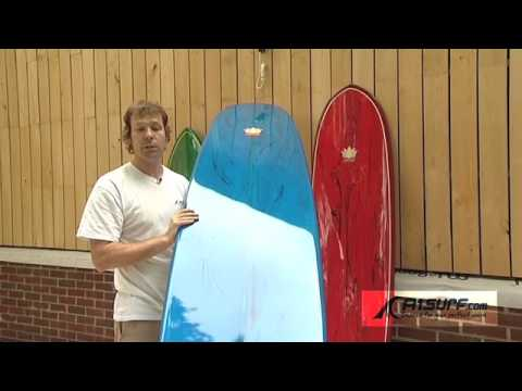 Lotus Longboard from A1Surf.com