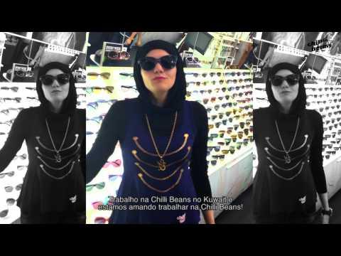 Glam Gafas for guys at Bogota Chilli Beans! Video por Chilli Beans ... e4ada6226c