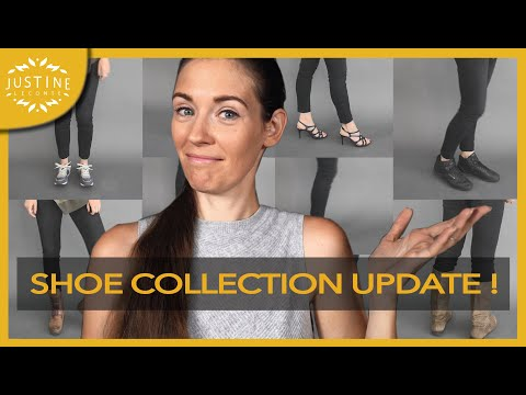 Video: Declutter & curate your shoe closet in 5 steps (+ my *updated* shoe collection)