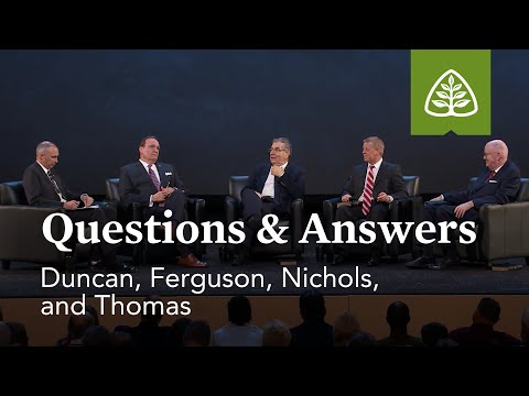 Questions & Answers with Duncan, Ferguson, Nichols, and Thomas